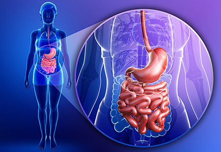 Diagnosing Gastroenterology Conditions with Imaging Studies